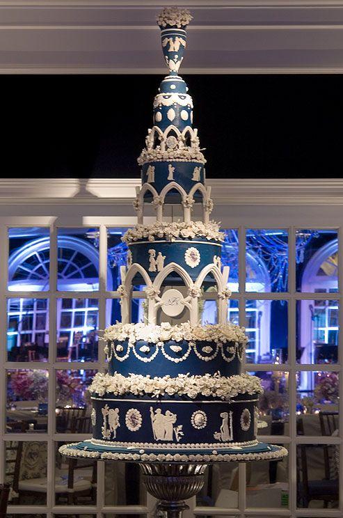 Blue Rustic Wedding Invitations