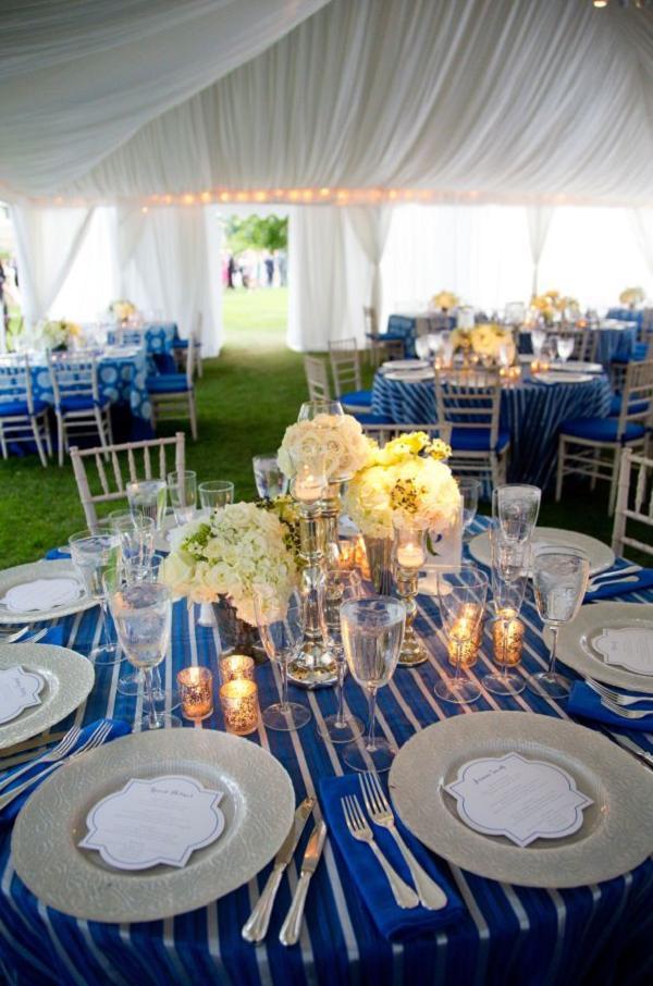 Fall Wedding Navy Blue