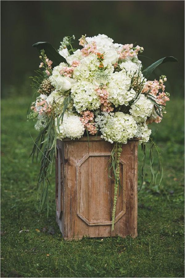 Ideas Wedding Decorations And Rustic