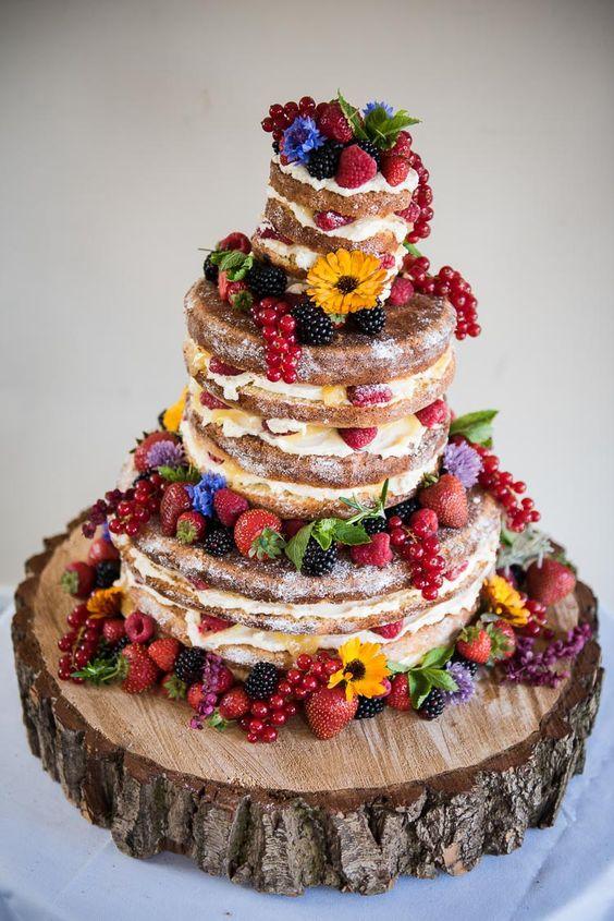 Easy Make Wedding Cake