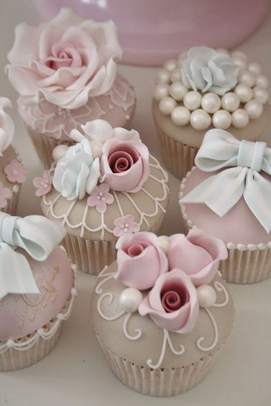 Mini Wedding Cakes Amazing