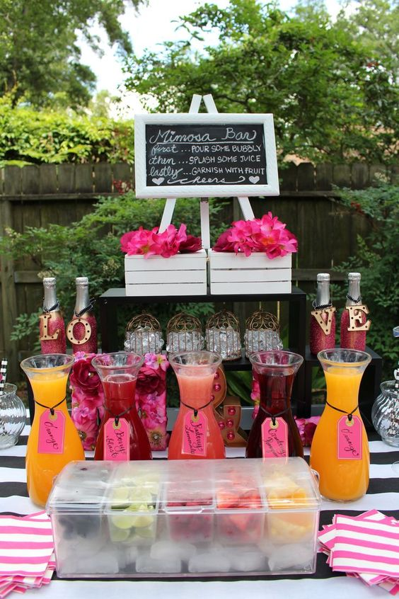 40 Creative Wedding Drink Bar Amp Station Decor Ideas Deer