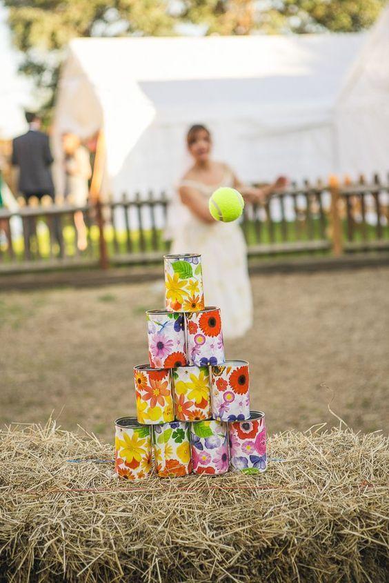 Outside Wedding Games