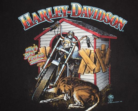 S Shirt Davidson Harley L