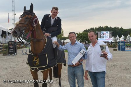 Jos Verlooy Wins CSI2* LR Despert - News - De Kraal International
