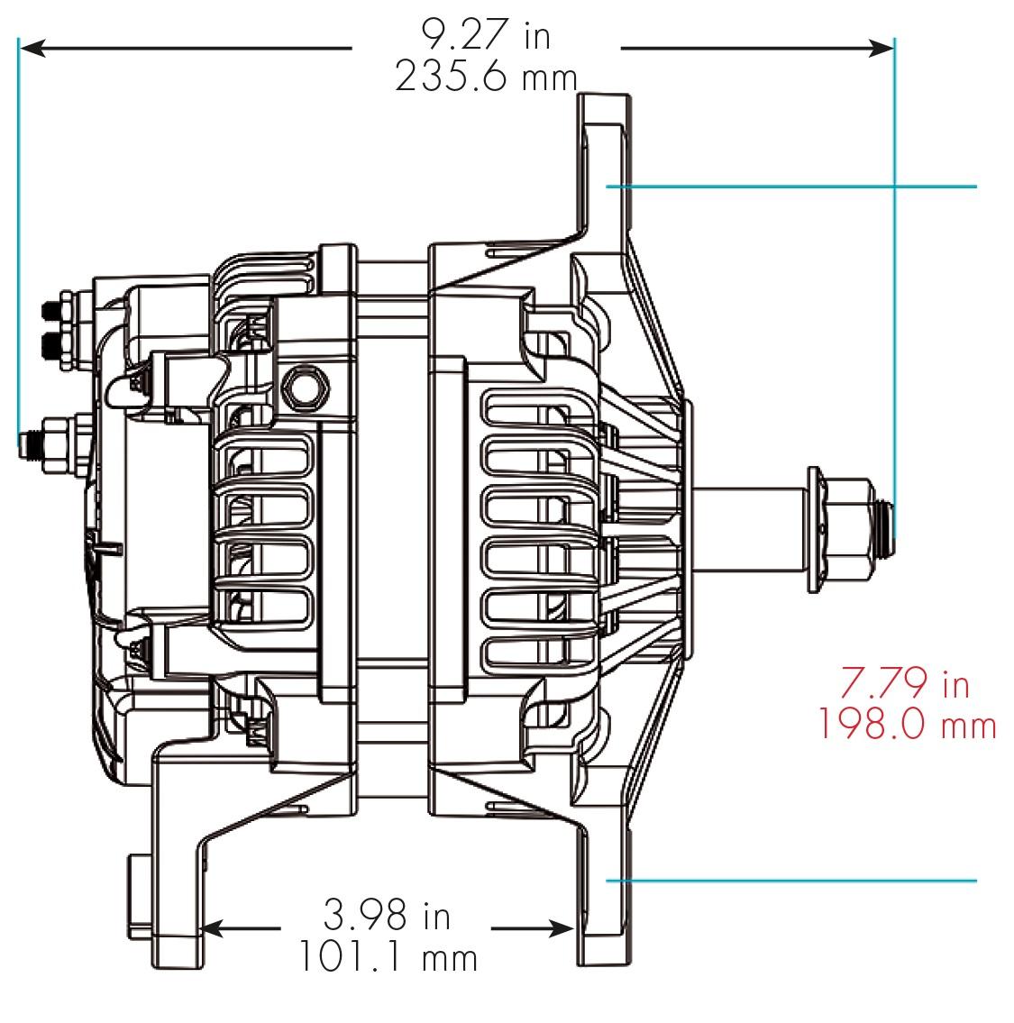 Si Delco Wiring Diagram 7 Trusted Diagrams 11si Alternator 28si U2022 Mitsubishi
