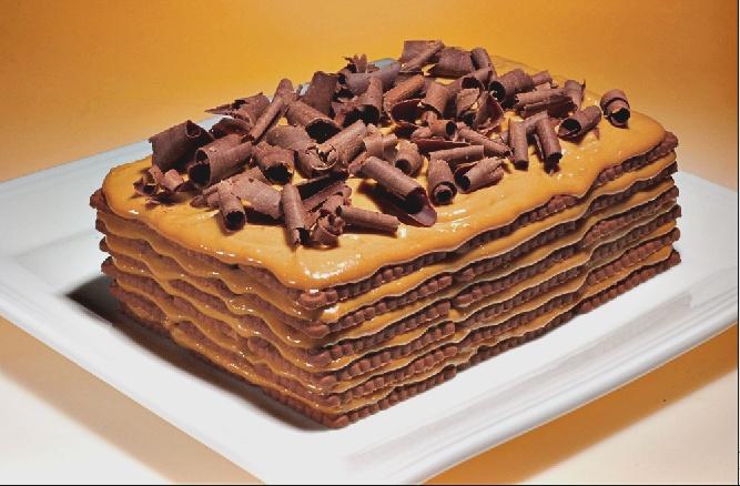 1 Chocotorta Delicias Tv