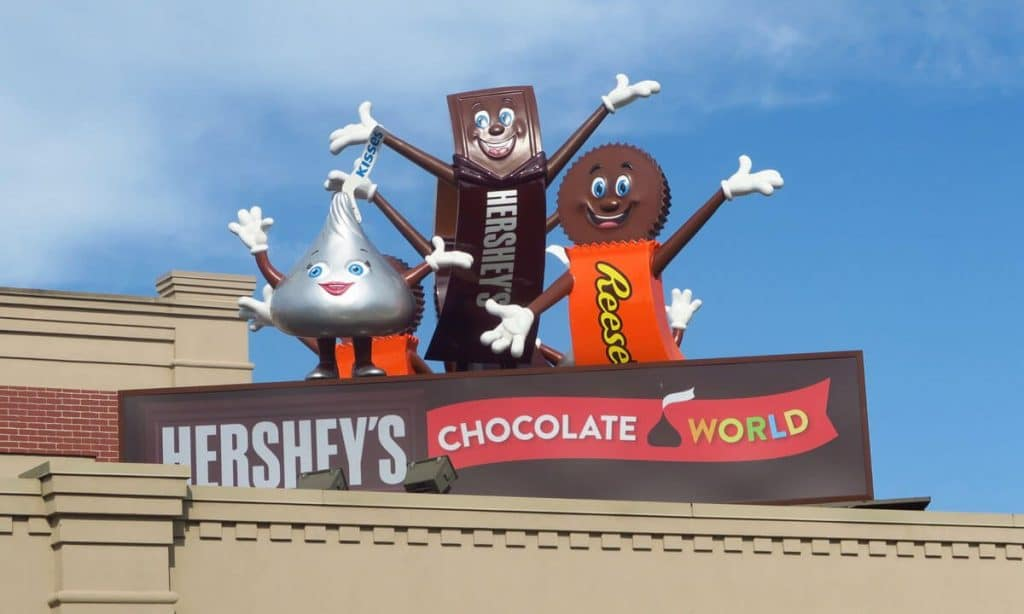 5 Super Sweet Attractions For Families At Hershey S