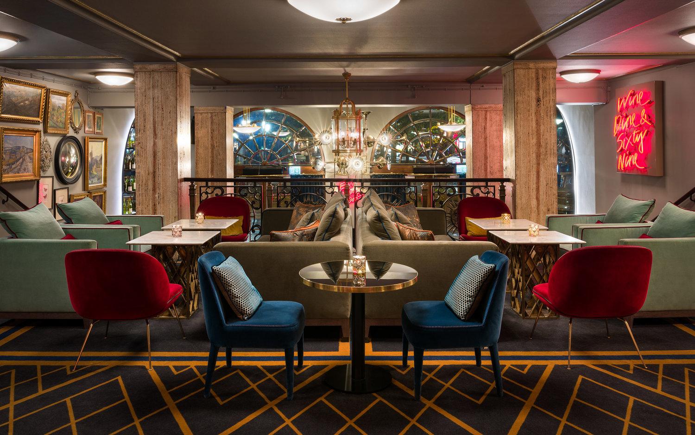 Best Kitchen Gallery: Mid Century Modern Restaurant In Oslo Rocks The Best Lighting Designs of Modern Restaurant Interior Design on rachelxblog.com