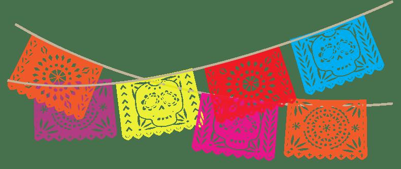 Spanish Flower Clip Art
