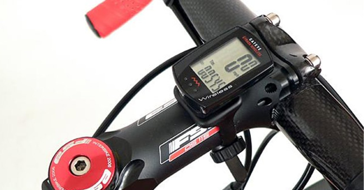 Bell Mount Bike Computer