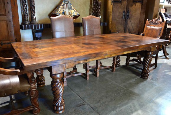 End Hand Carved Tables Wooden