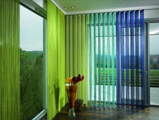 Creative Window Covering Ideas Blinds