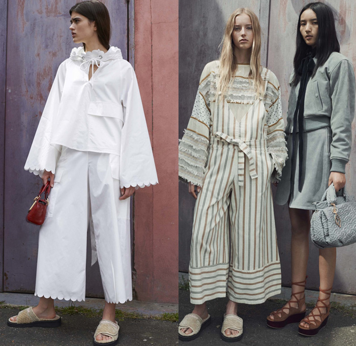See By Chlo 233 2017 Resort Cruise Womens Presentation