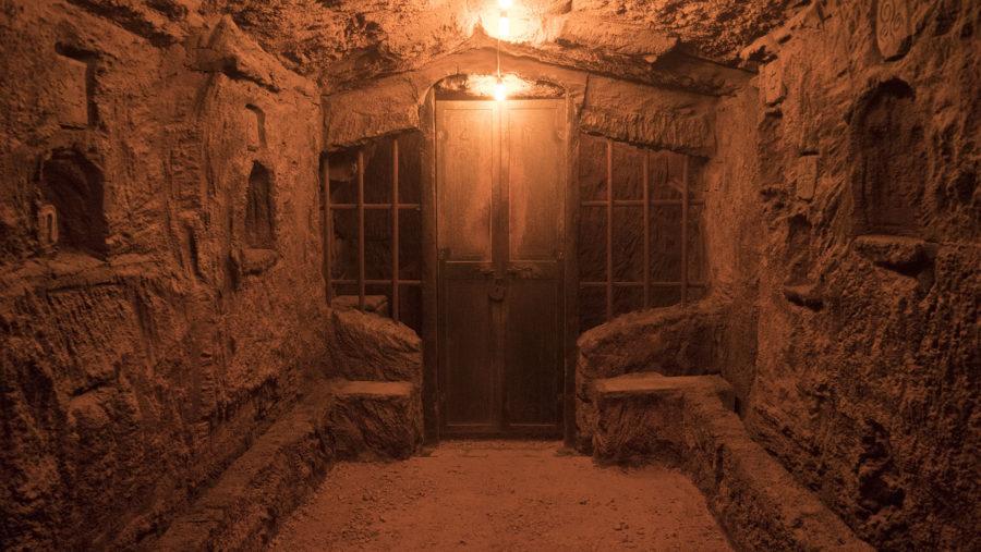 Sanctuary Haunted House Okc