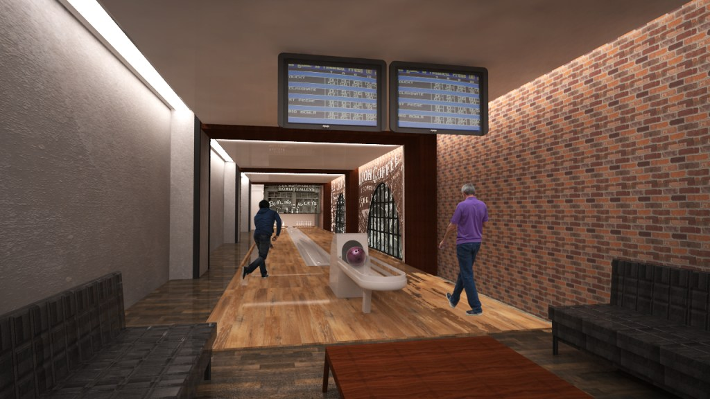 Denver Club Building To Add Bowling Alley As Part Of 10m