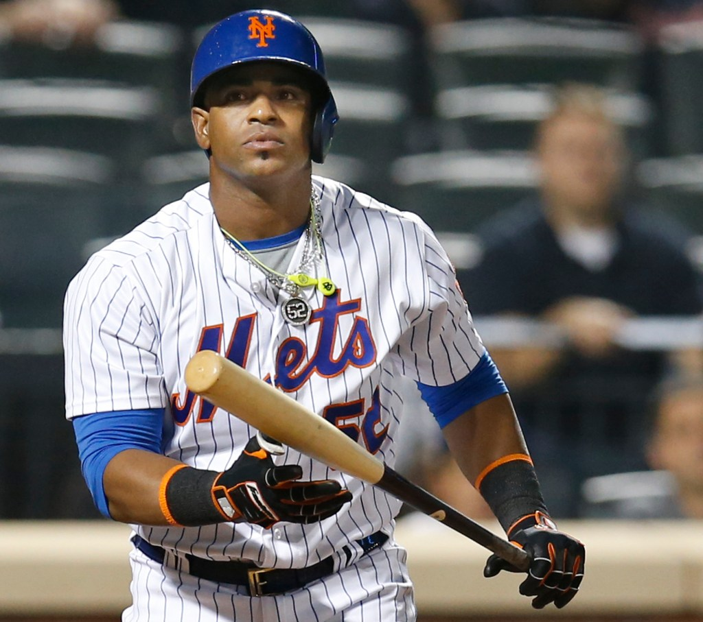 Yoenis Cespedes, New York Mets agree to $110M, 4-year ...