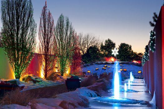 Zoo Lights 2017 Denver