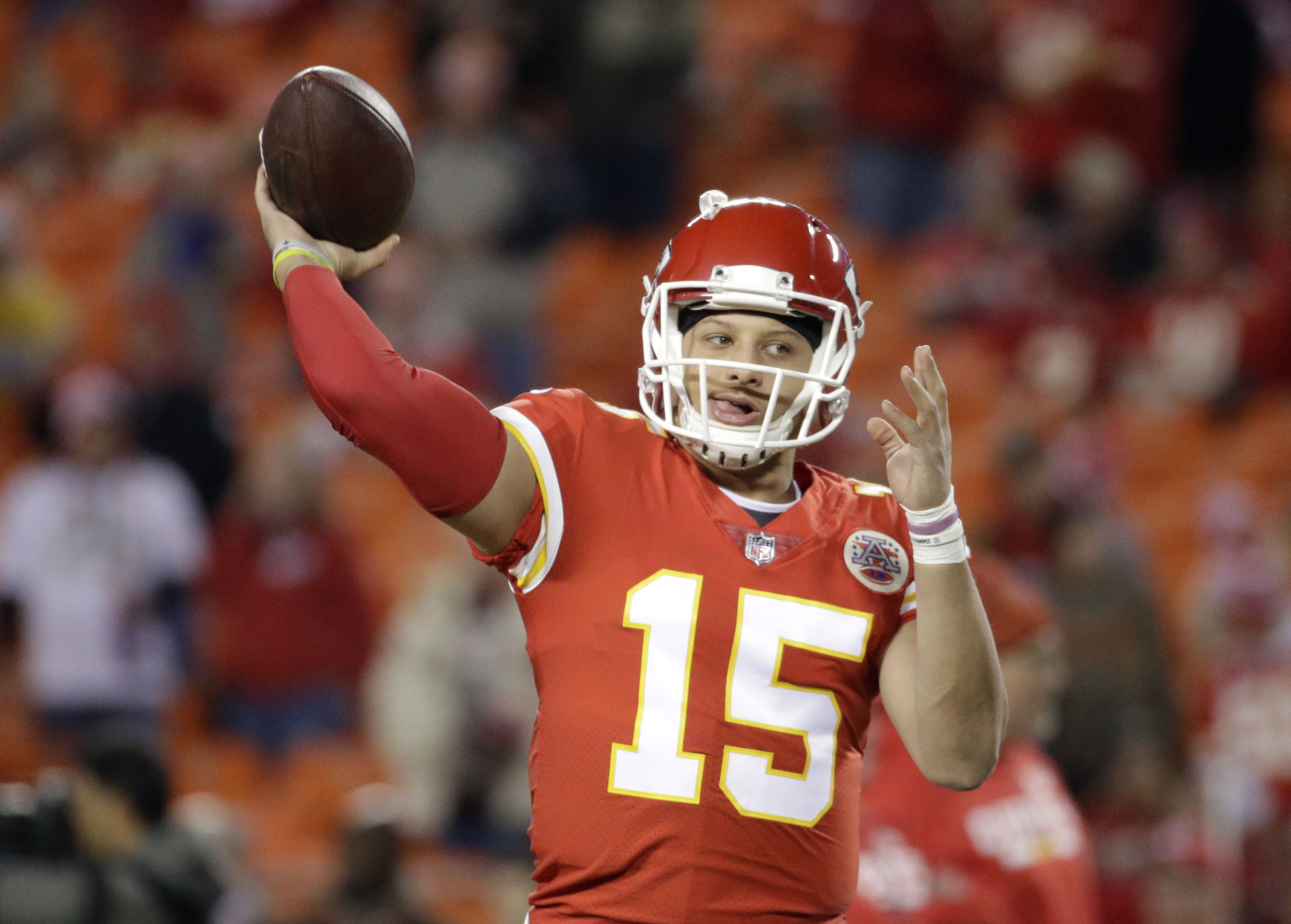 Kansas City Chiefs Vs Broncos