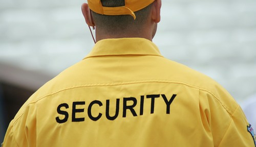 Temporary Security Services