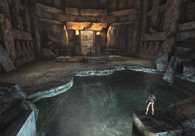 Tomb Raider Underworld Derek Jenson 3d Artist