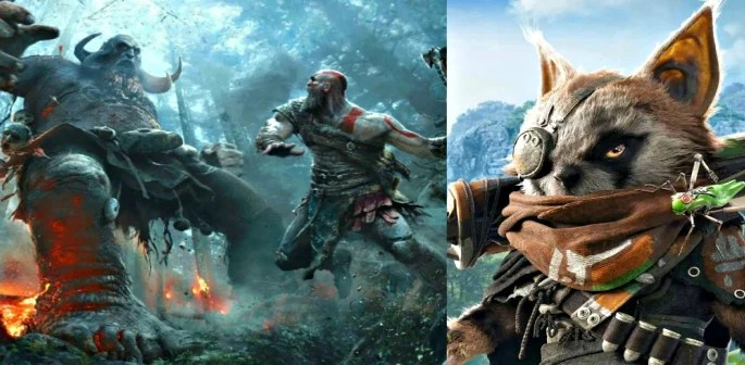 Top Upcoming Games of 2018 to Look Out for   DESIblitz God of War and Biomutant