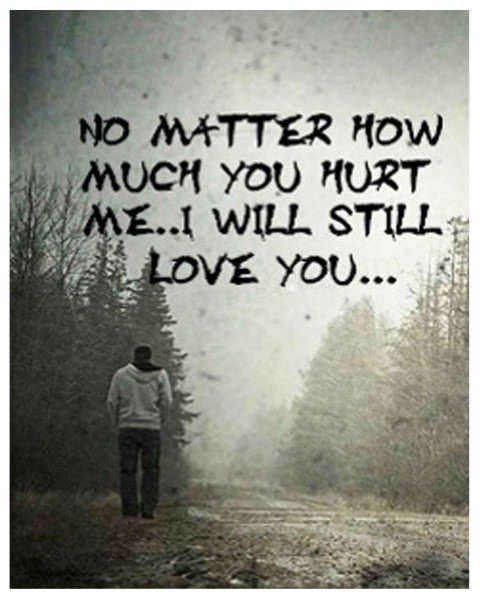 And I Love Way You Hurt Me