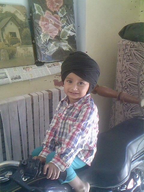 Cute Sardar Baby Desicomments Com