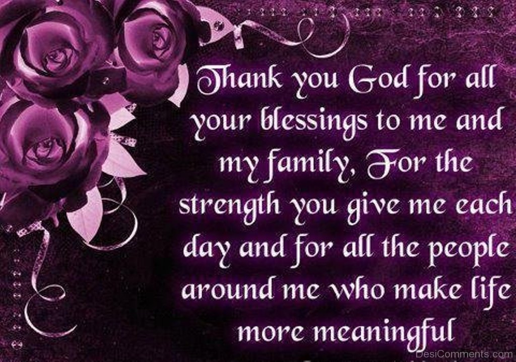 Blessings Pictures, Images, Graphics for Facebook, Whatsapp