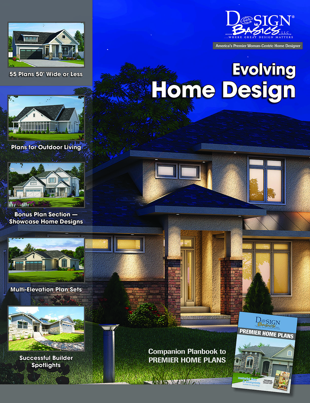Home Plans Floor Plans House Designs Design Basics