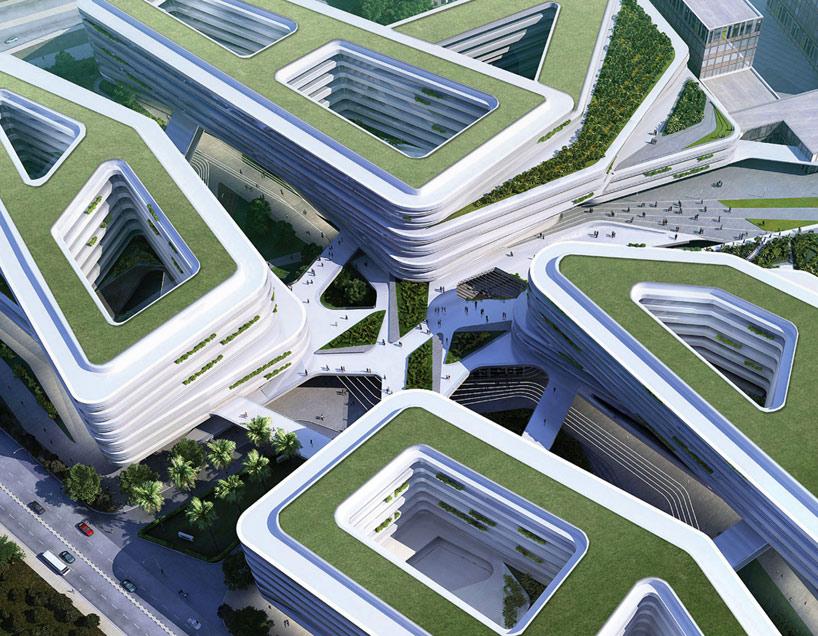 UNStudio: singapore university of technology and design