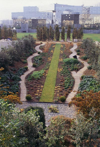 Gilles Clement Nine Planetary Gardens Now Online