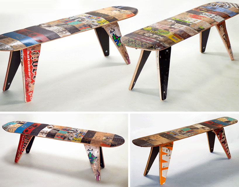 Skateboard Benches