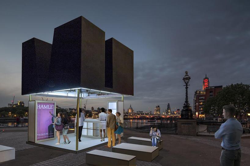 Urban Furniture Design Concepts