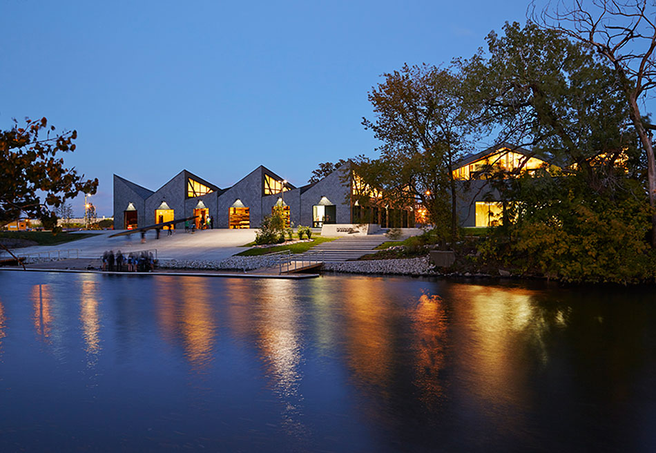 Studio Gang Completes Wms Boathouse At Clark Park Chicago