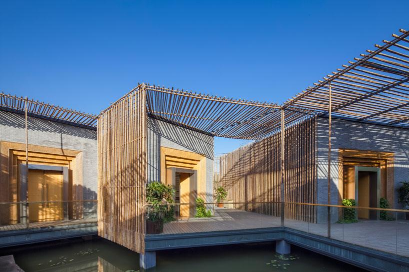 Hwcd Bamboo Courtyard Teahouse