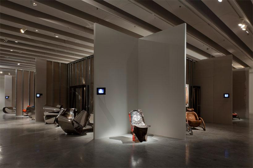 Ron Arad In Reverse At Design Museum Holon Israel