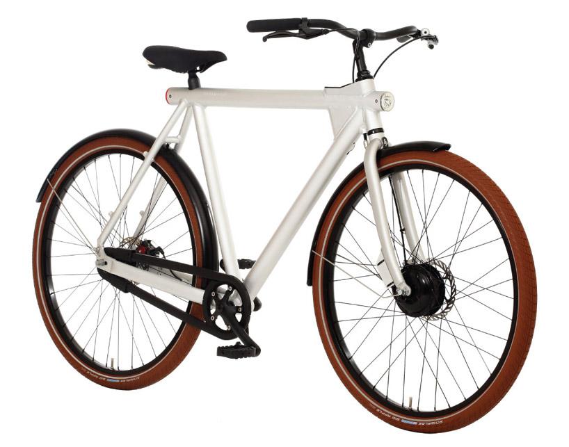 Vanmoof 10 Intelligent Electric Commuter Bike