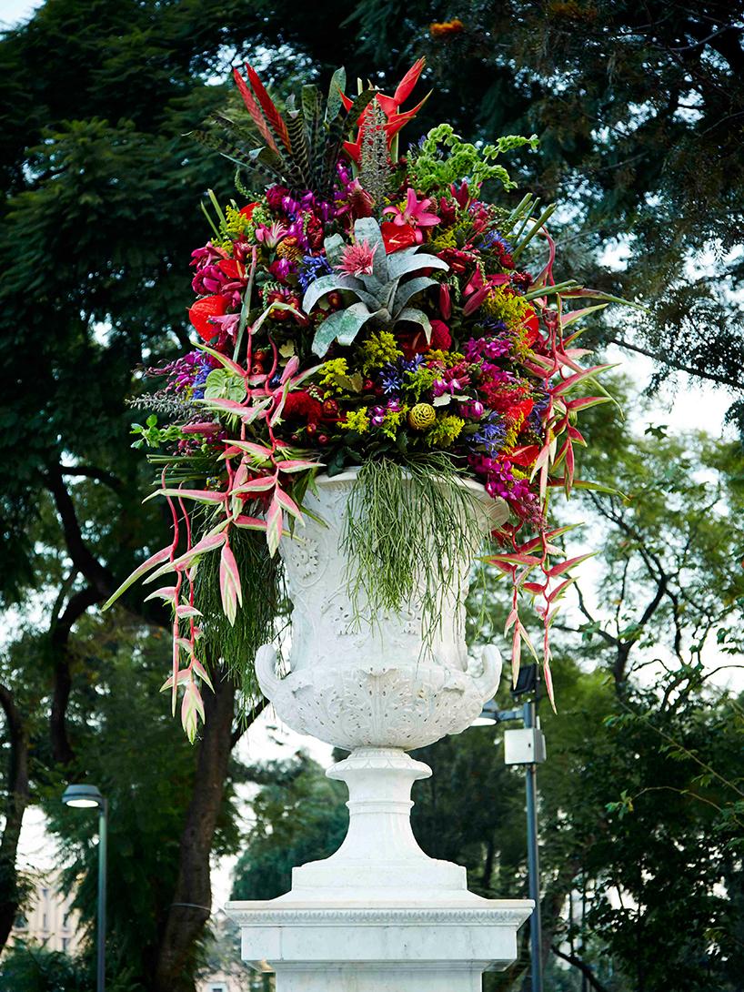Mexico City Botanical Sculptures By Azuma Makoto