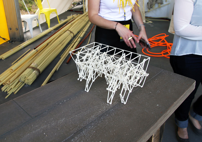 Theo Jansen S Strandbeest Interpreted By 3d Printing At