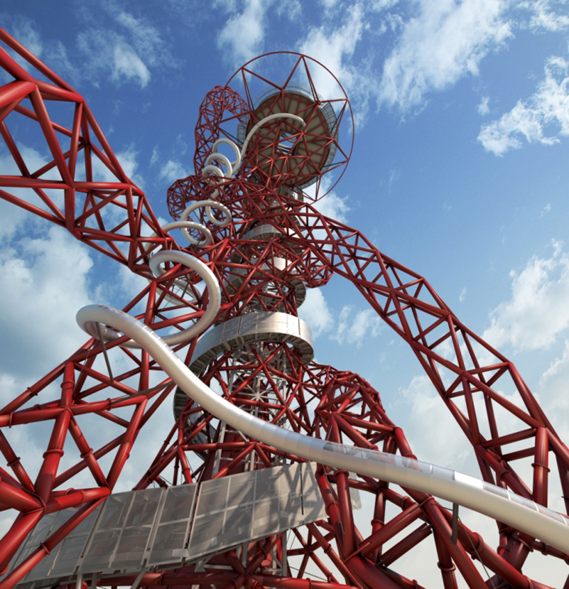 Carsten H 246 Ller Slide To Open At Arcelormittal Orbit In London