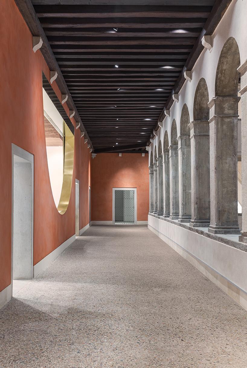 Oma Restores 16th Century Fondaco Dei Tedeschi In Venice