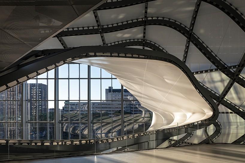 Fuksas Completes New Rome Eur Convention Center