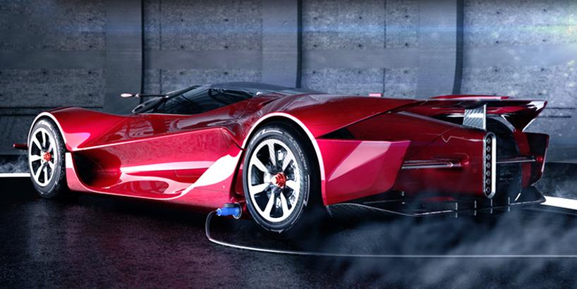 Dendrobium Electric Hypercar The 1500 Horsepower Vehicle