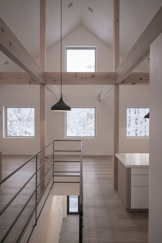 K House In Niseko Japan By Florian Busch Architects