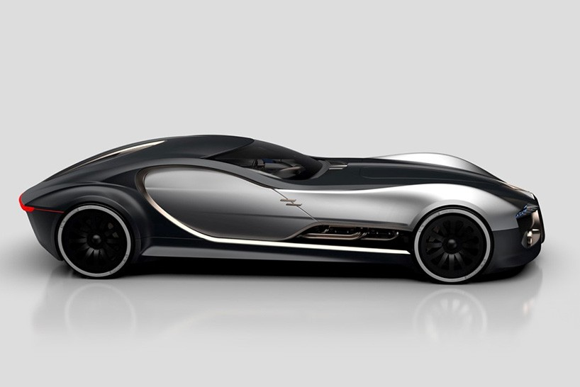 Bugatti 57t Gives The Classic Coup 233 A Chiron Themed Makeover