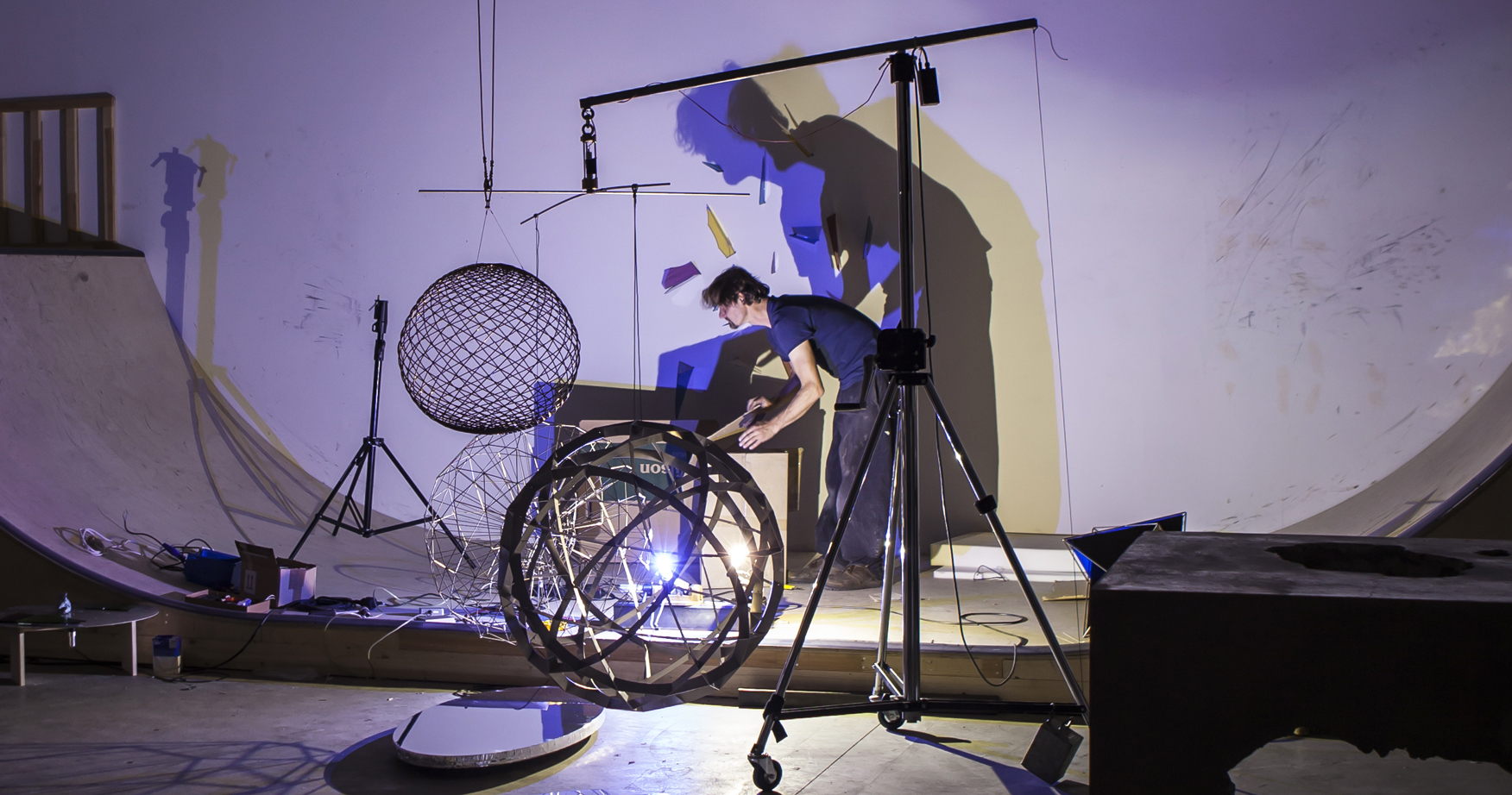 Step Inside Studio Olafur Eliasson The Journey From