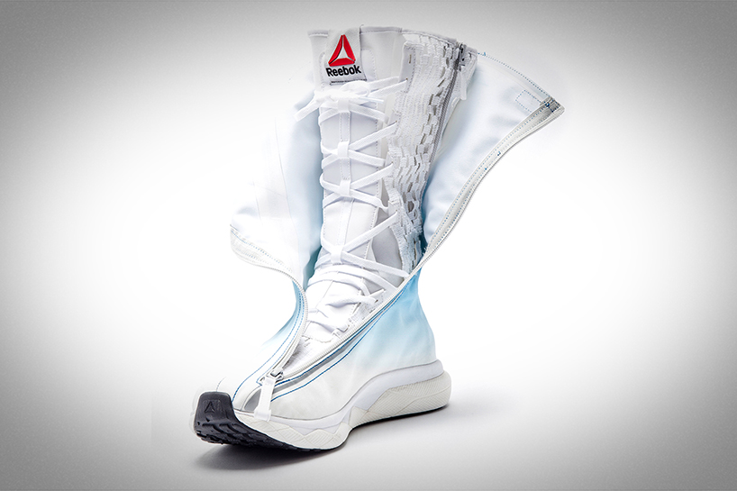 Reebok Space Boot A Revolutionary Footwear Piece For