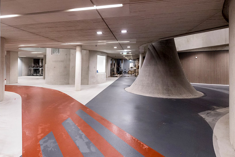 World S Largest Bike Parking Garage Opens In The Netherlands