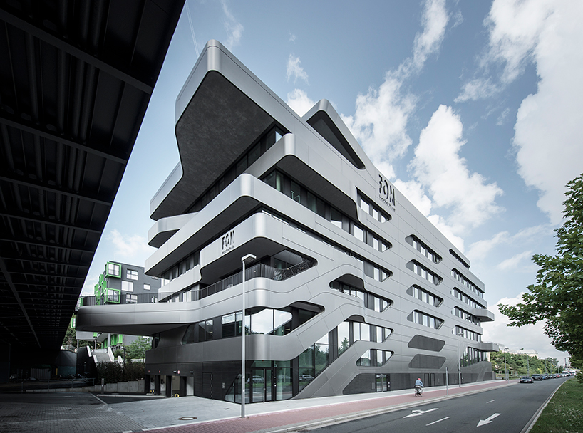 J Mayer H Completes Fom University S Academic Building